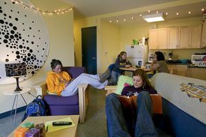 Turner Women Dorm Rooms