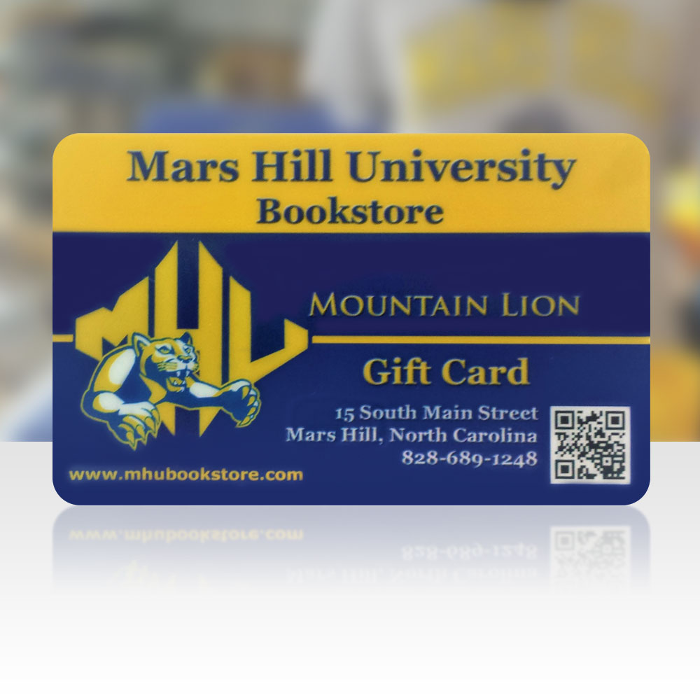 Bookstore Gift Card