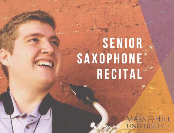 Senior Saxophone Recital