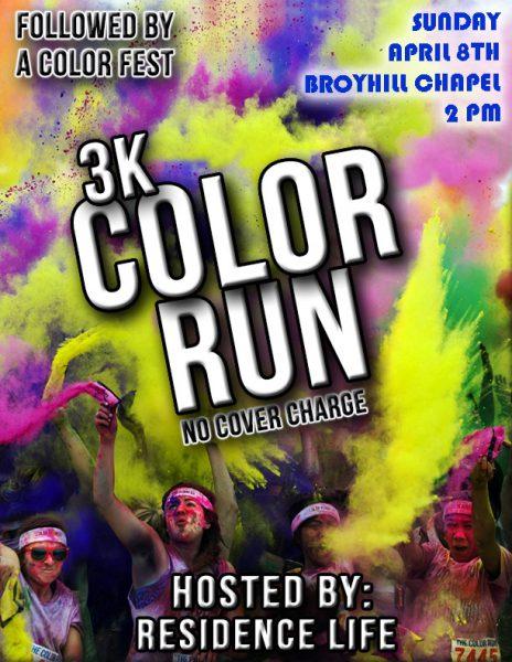 3K Color Run