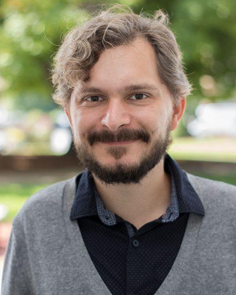 Robert Zinna, MHU Assistant Professor of Biology