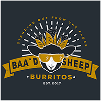 Baa'd Sheep Burritos: 2019 Lunsford Festival Sponsor