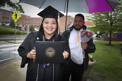 Photo of BSN graduate Yuliana Arriola.