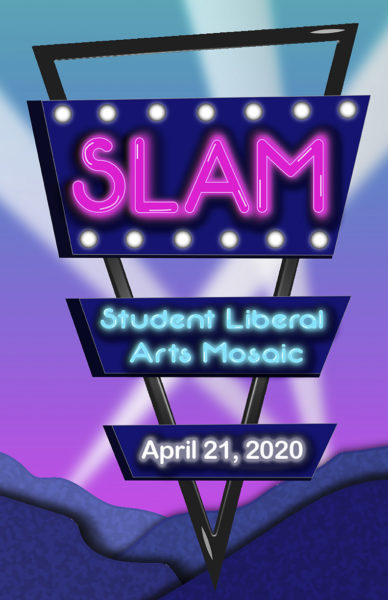 SLAM program cover