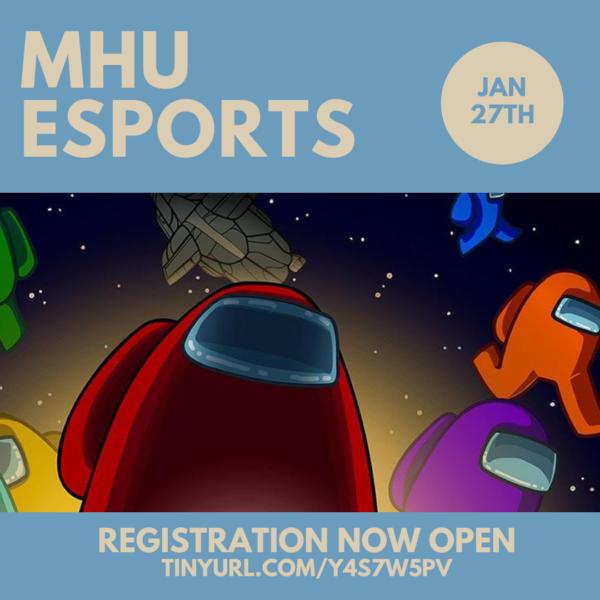 Esports Among Us Online Party Mars Hill University