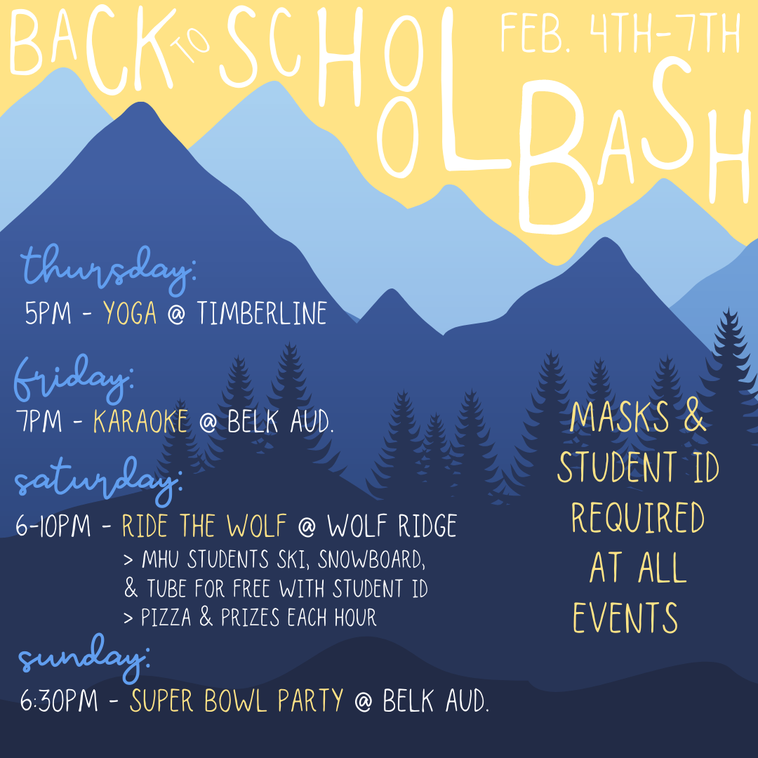 Back to School Bash Spring 2021
